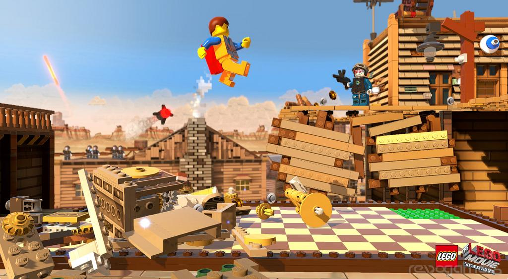 The LEGO Movie - The Videogame Wii U