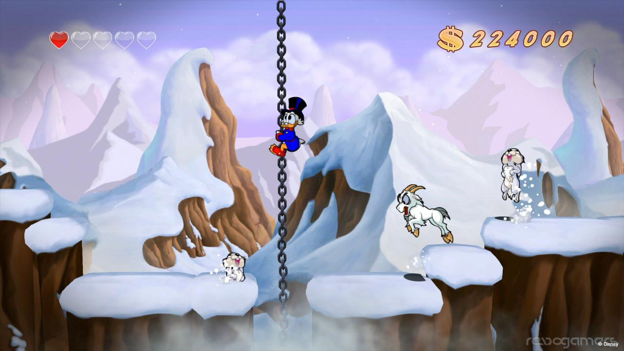Análisis Ducktales Remastered Wii U
