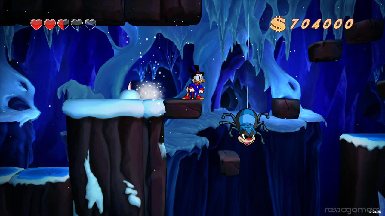 Análisis Ducktales Remastered Wii U