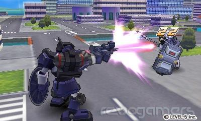 Little Battlers eXperience Wars