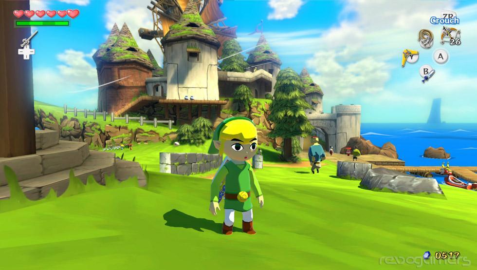 Guía de Navidad 2013 para Wii U