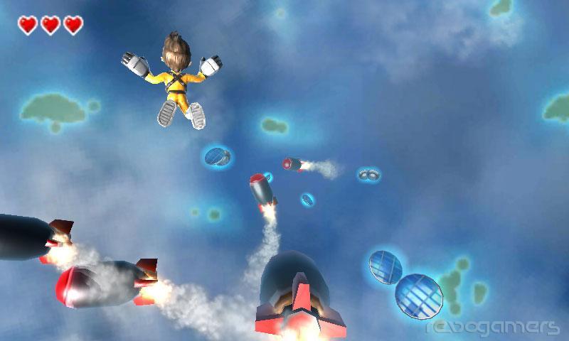 Jett Rocket II para Nintendo 3DS