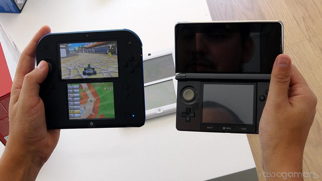 Impresiones Nintendo 2DS