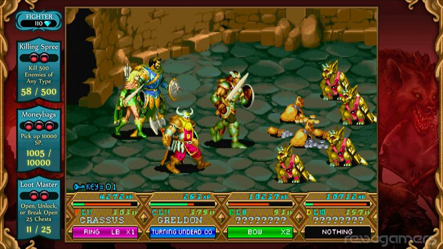 Dungeons and Dragons Mystara Wii U