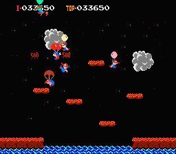 Nintendo Land Balloon Fight