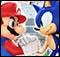 Llegan las cartas coleccionables de Mario&Sonic