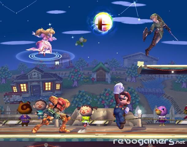 Super Smash Bros Wii U y 3DS