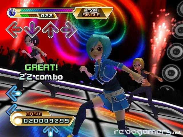 DDR Wii review