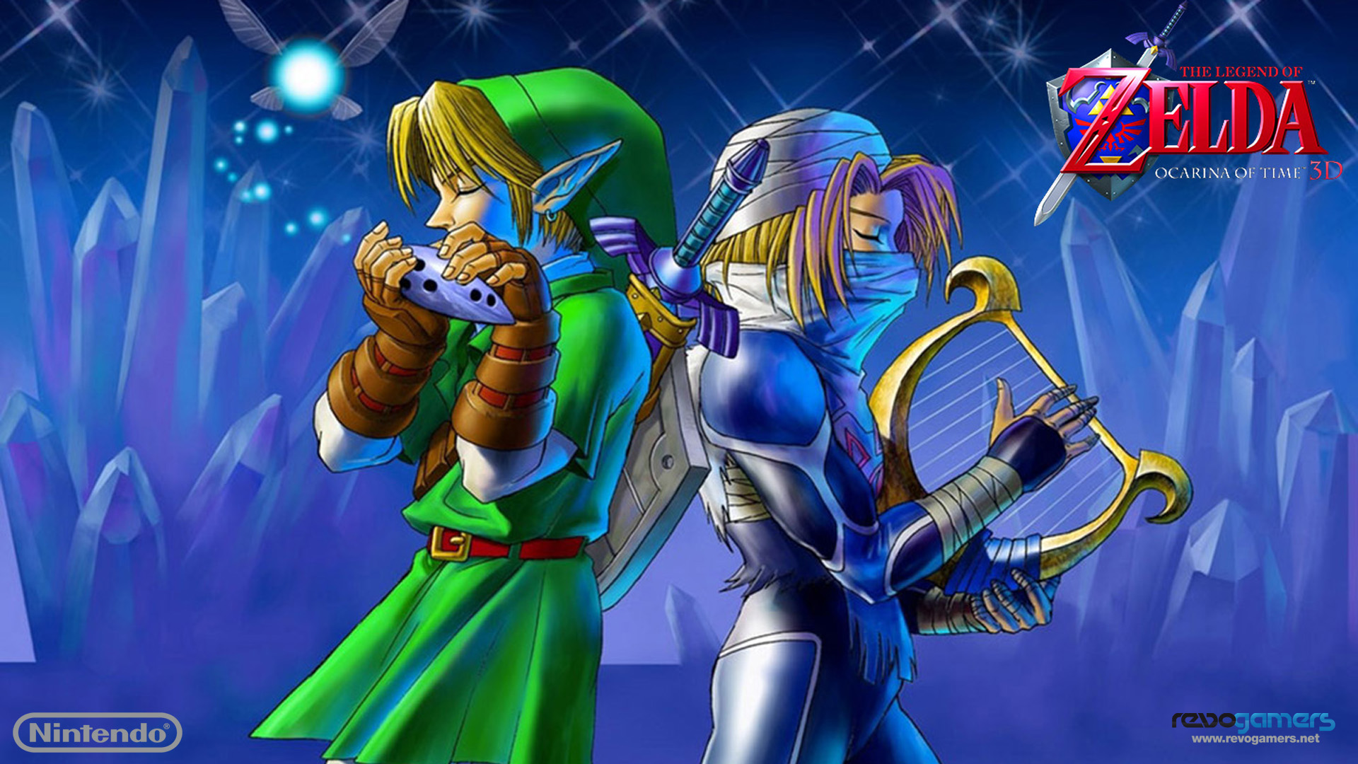 link and sheik wallpaper - photo #35