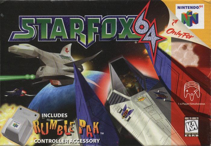 Nintendo: De la A a la Z – Rumble Pack