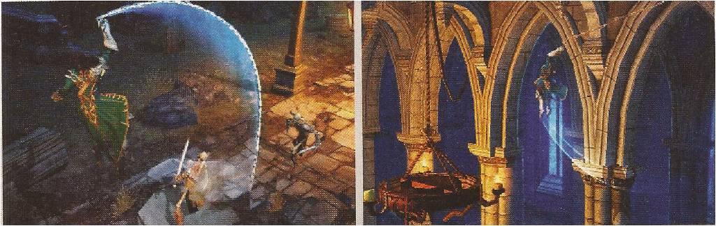 Castlevania Mirror of Fate 3DS