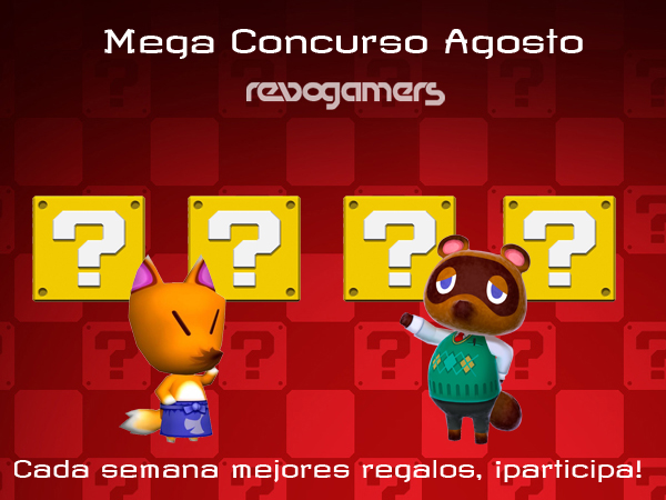 Concurso Animal Crossing New Leaf