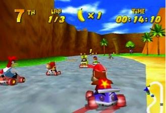 Retroanálisis - Diddy Kong Racing