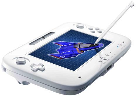 F-Zero Wii U