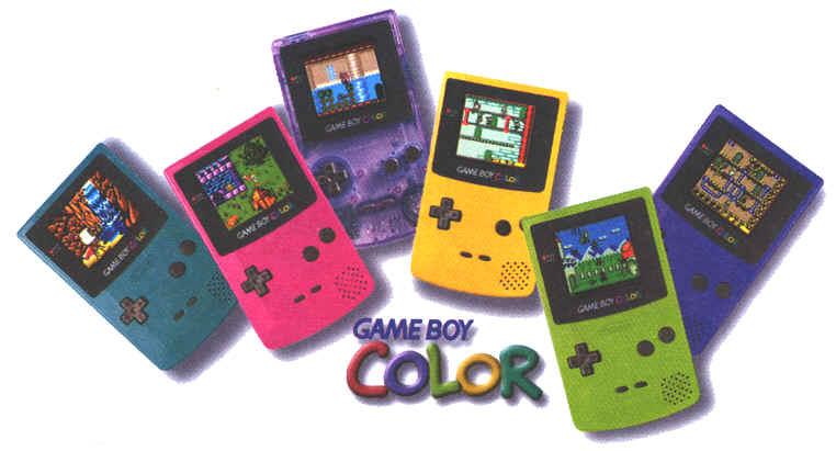 Game Boy: la diversión en tu bolsillo