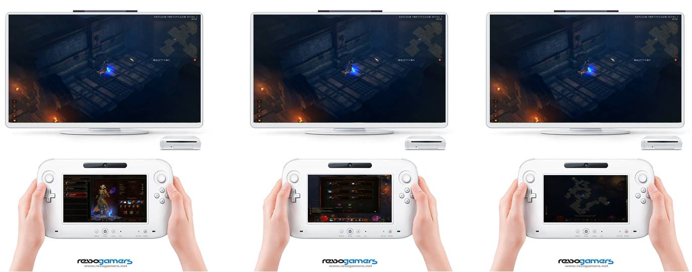 Wii U Diablo III