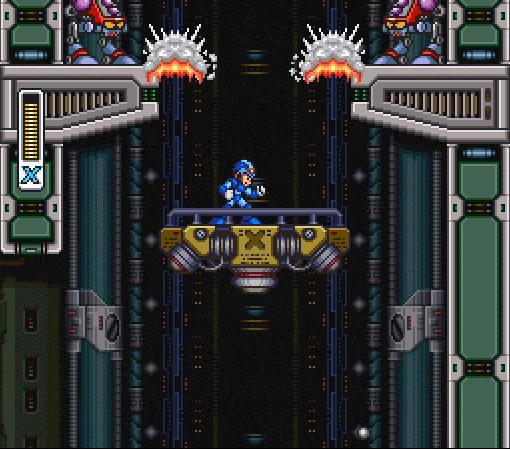 Megaman Wii U