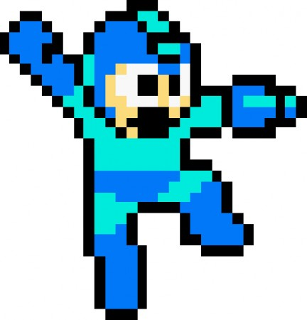 Megaman Wii YU