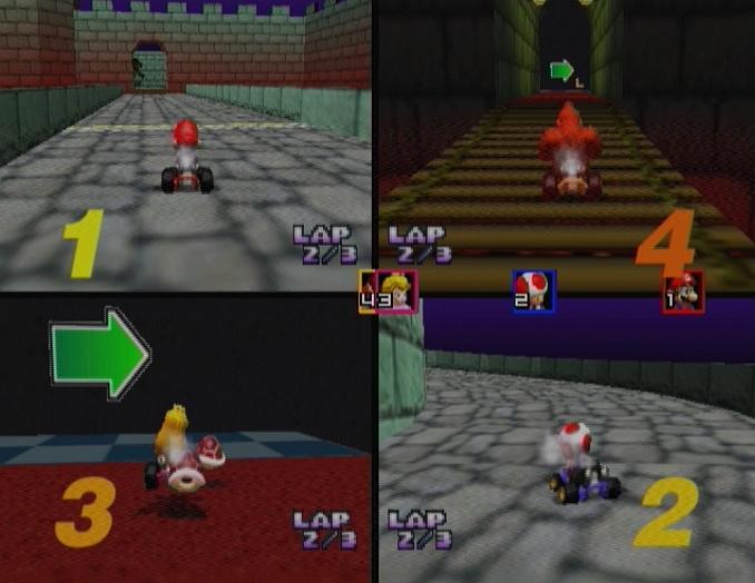 Nintendo: De la A a la Z – Multijugador