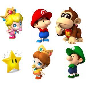 Nintendo Land Baby Mario