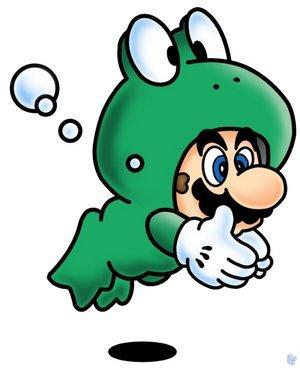 Objetos Mario