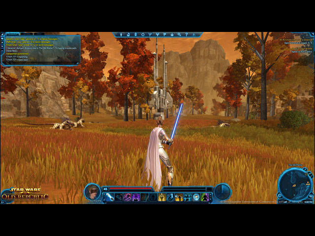 Star Wars Old Republic Wii U