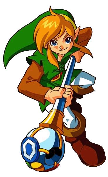 Cronología Zelda Oracle