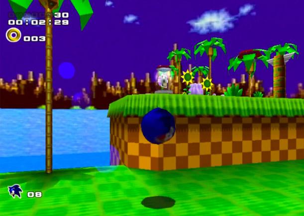 Sonic y el Mundo Perdido