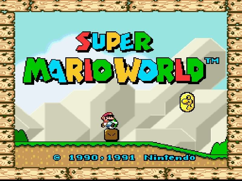 Retroanálisis - Super Mario World