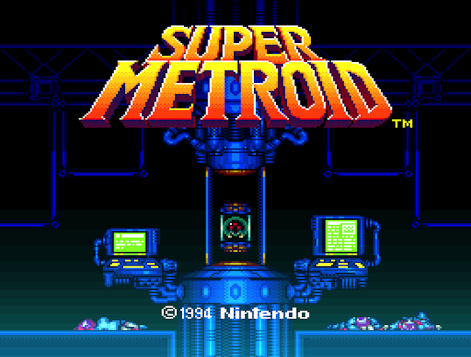 [Retroanálisis] Super Metroid