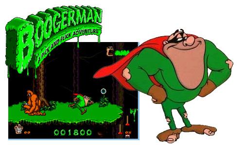 Superhéroes videojeugos