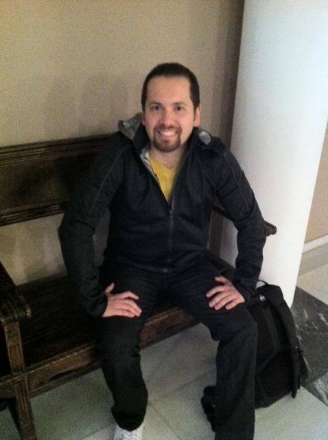 entrevista Tyrone Rodriguez iDÉAME