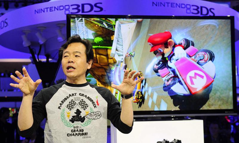 Las caras ocultas en Nintendo