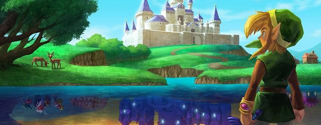 La saga The Legend of Zelda de bolsillo