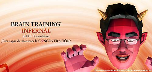 Impresiones - Brain Training Infernal del Dr. Kawashima
