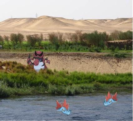 Ciudades Pokémon X Pokémon Y