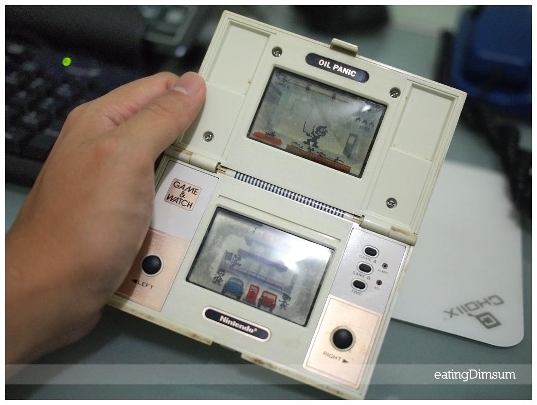 Game & Watch: la primera portátil