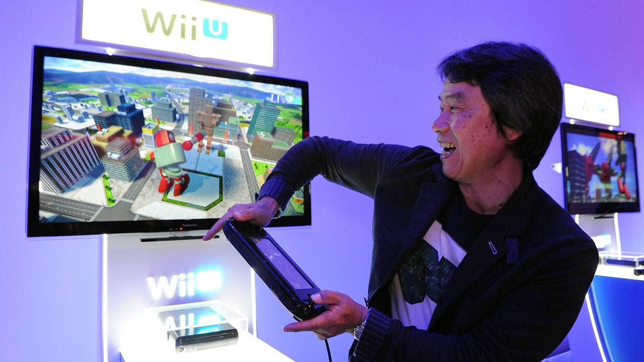 Los juegos de Miyamoto: Project Guard y Project Giant Robots