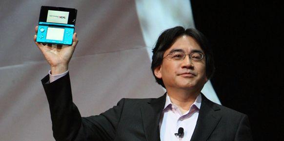 Supongamos que Iwata dimite