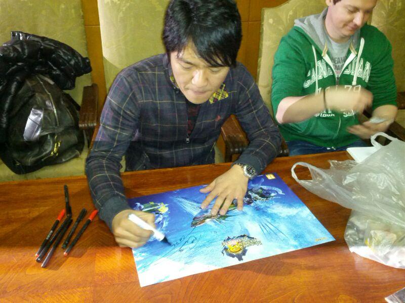 iDÉAME Maestro - De caza con Ryozo Tsujimoto