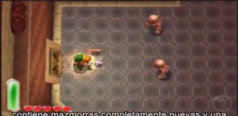 Zelda 3DS: Analizamos los tráilers