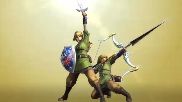 Zelda Monster Hunter 4
