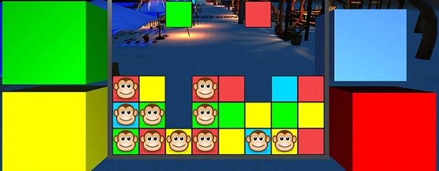 Puzzle Monkeys pasa nuestro examen