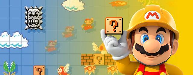 Primer nivel Revogamers en Super Mario Maker