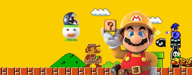 An�lisis - Super Mario Maker (Wii U)
