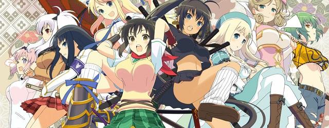 An�lisis - Senran Kagura 2: Deep Crimson (3DS)