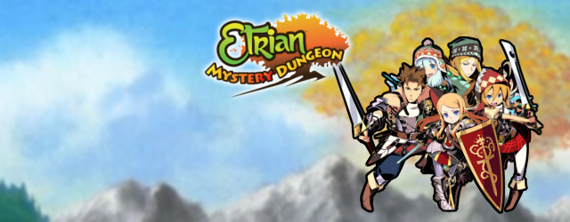 An�lisis - Etrian Mystery Dungeon (3DS)