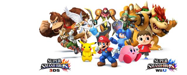 La evoluci�n de la saga Super Smash Bros.