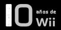 Especial 10� aniversario de Wii
