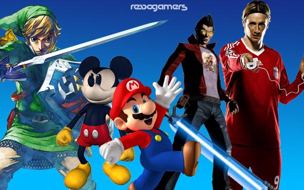 Top 30 Wii
